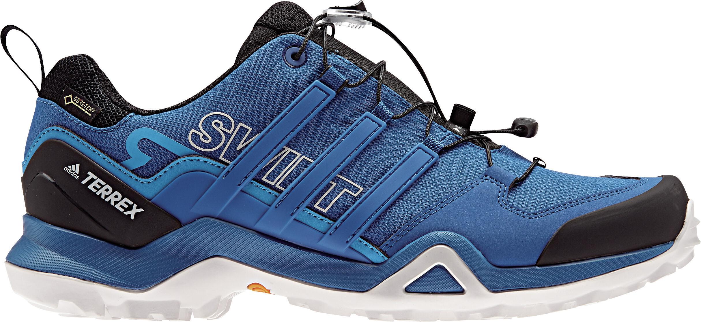 5fad111e321 adidas TERREX Swift R2 GTX Schoenen Heren blauw l Outdoor winkel ...
